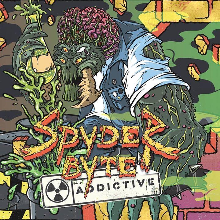 Spyder Byte Tour Dates
