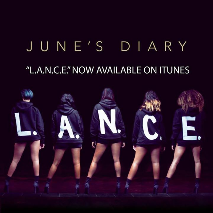 June's diary Tour Dates