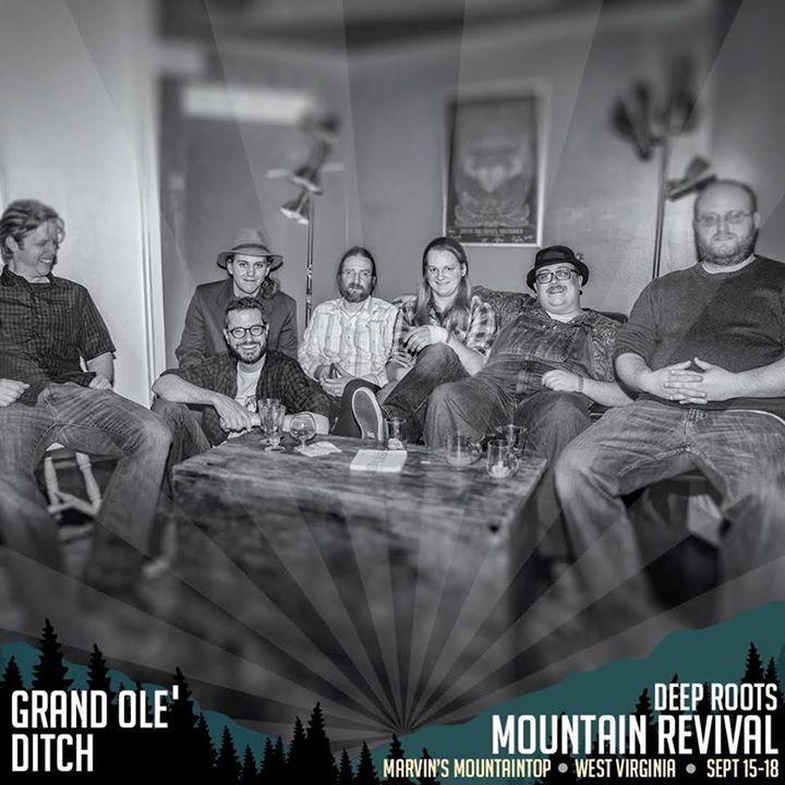 Grand Ole' Ditch Tour Dates