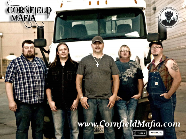 The Cornfield Mafia @ Summer Sounds On The Square - Danville, IN