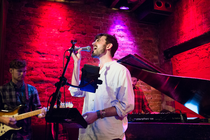 Ian Abel @ Rockwood Music Hall - New York, NY