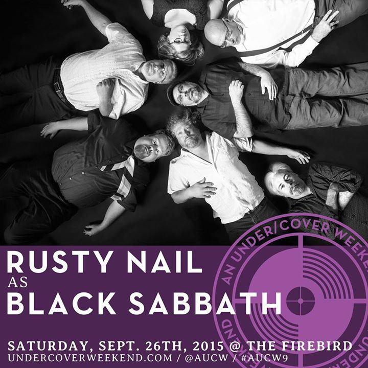 Rusty Nail Tour Dates