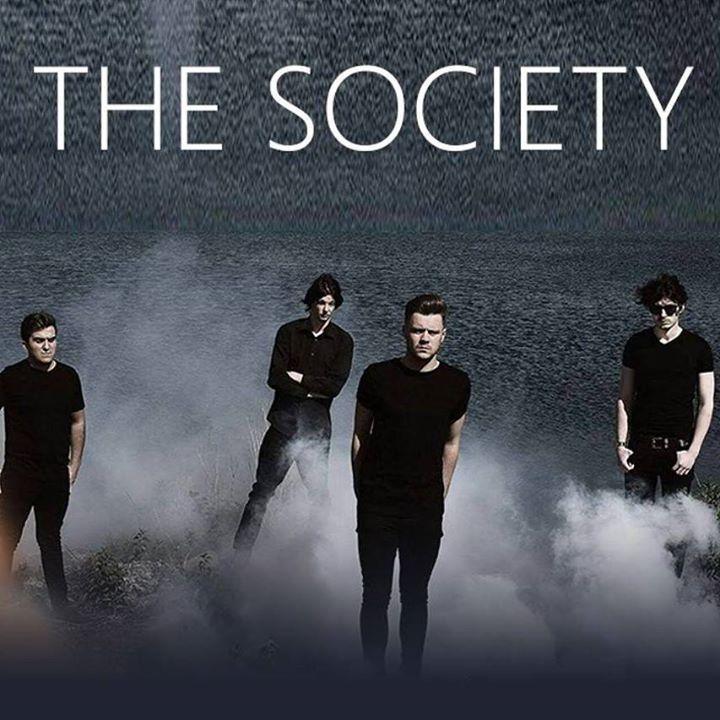The Society Tour Dates