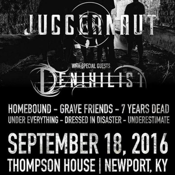 7 Years Dead Tour Dates