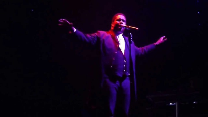 Phillip Brandon @ Amalie Arena - Tampa, FL