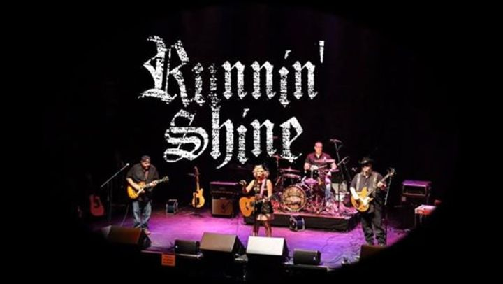 Runnin' Shine Tour Dates