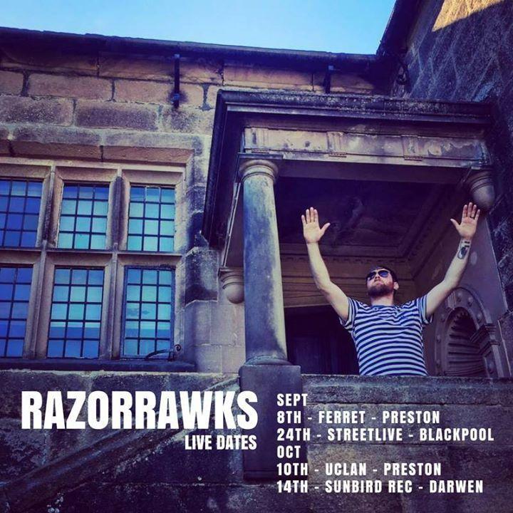 Razorrawks Tour Dates