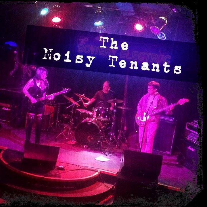 The Noisy Tenants Tour Dates
