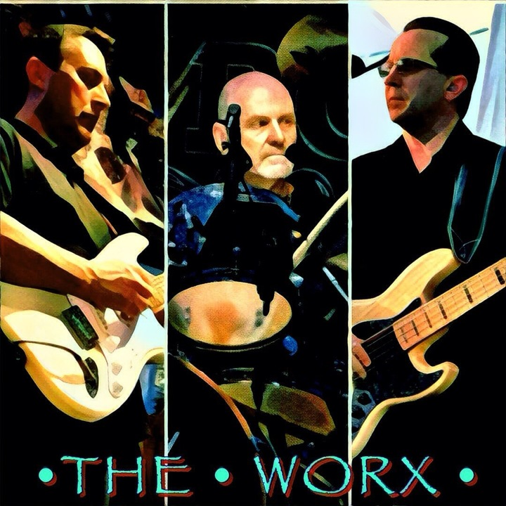 Unofficial: THE WORX BAND @ The Shanty - Fresno, CA