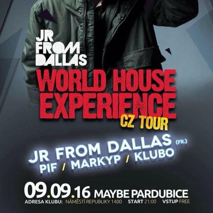 Dj Klubo Tour Dates