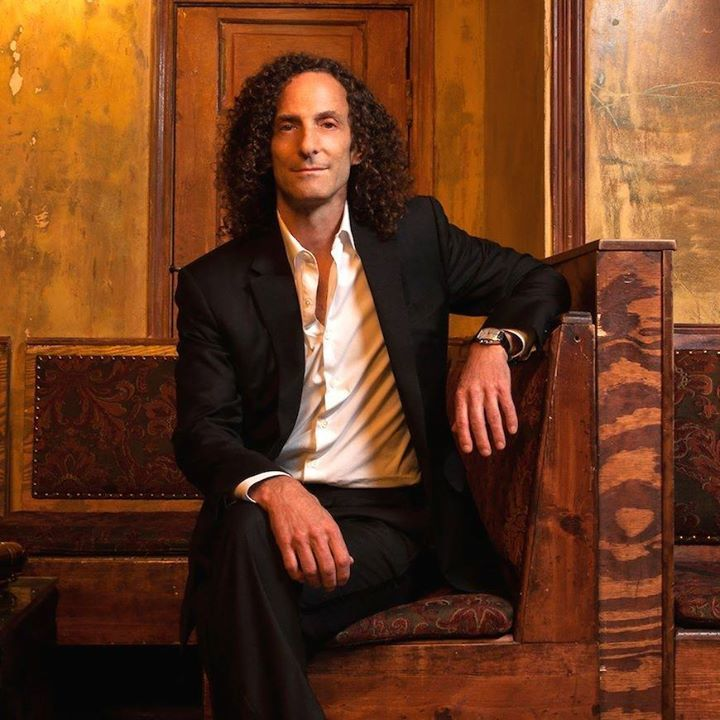 Kenny G @ J. Scheidegger Center for the Arts - Saint Charles, MO