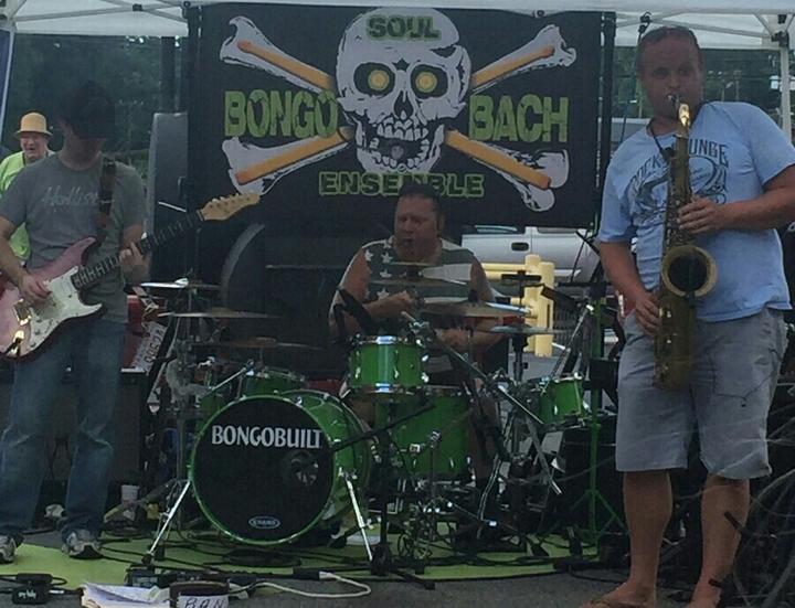 BONGO BACH SOUL Ensemble @ PINEVILLE TAVERN - Pineville, NC