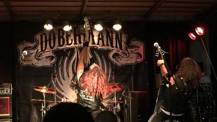 Dobermann @ The Swan Inn - Stone, United Kingdom