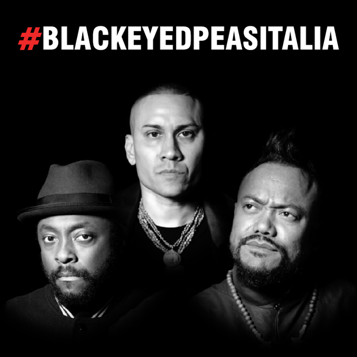 Black Eyed Peas Fan Page Italia Tour Dates