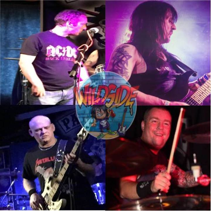Wildside Rock Covers @ Slipping Jiimys  - Newport, United Kingdom