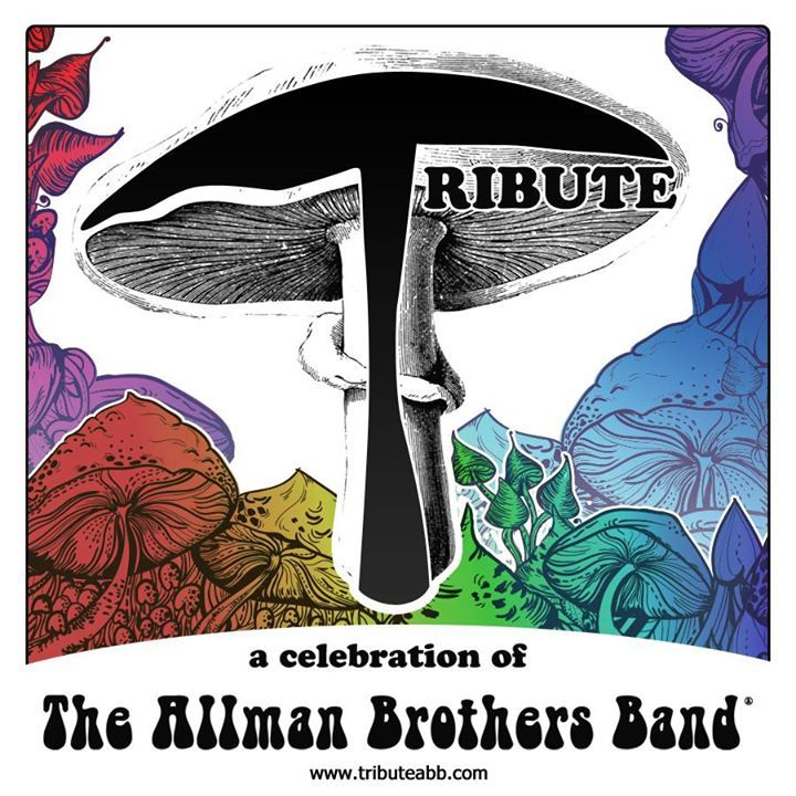 Tribute - a celebration of The Allman Brothers Band Tour Dates