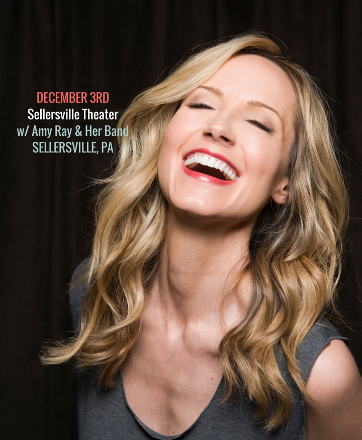 Chely Wright @ Sellersville Theater (w/ Amy Ray & Her Band) - Sellersville, PA