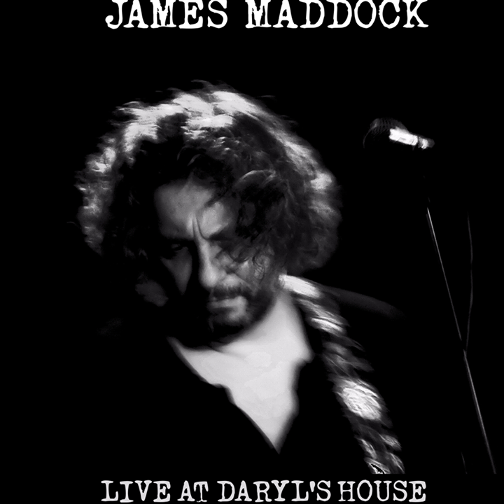 James Maddock Tour Dates