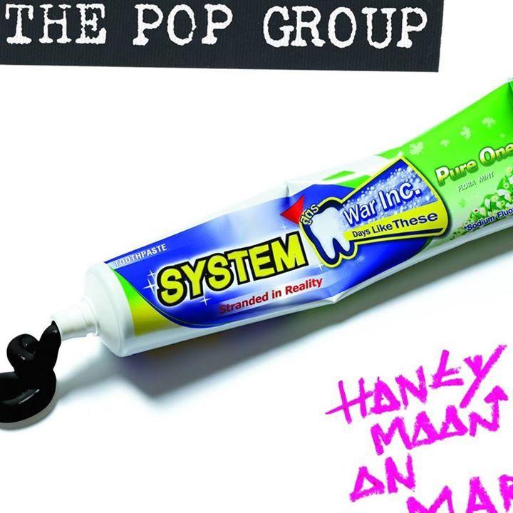 The Pop Group Tour Dates