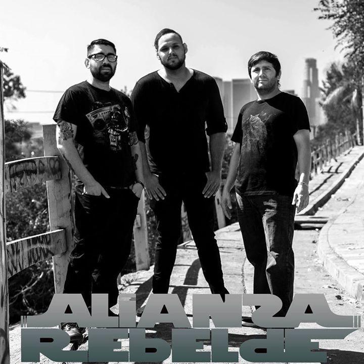Alianza Rebelde Tour Dates