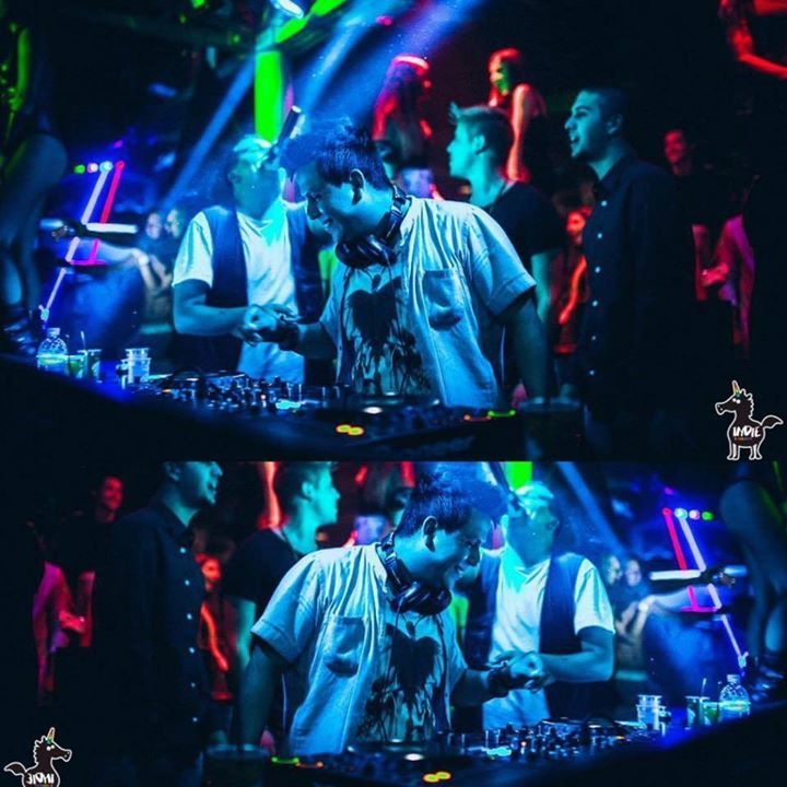 Lucho Holmes DJ Tour Dates