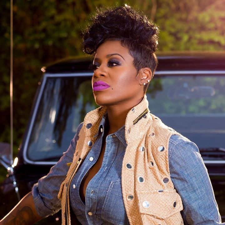 Fantasia @ Johnny Mercer Theater - Savannah, GA