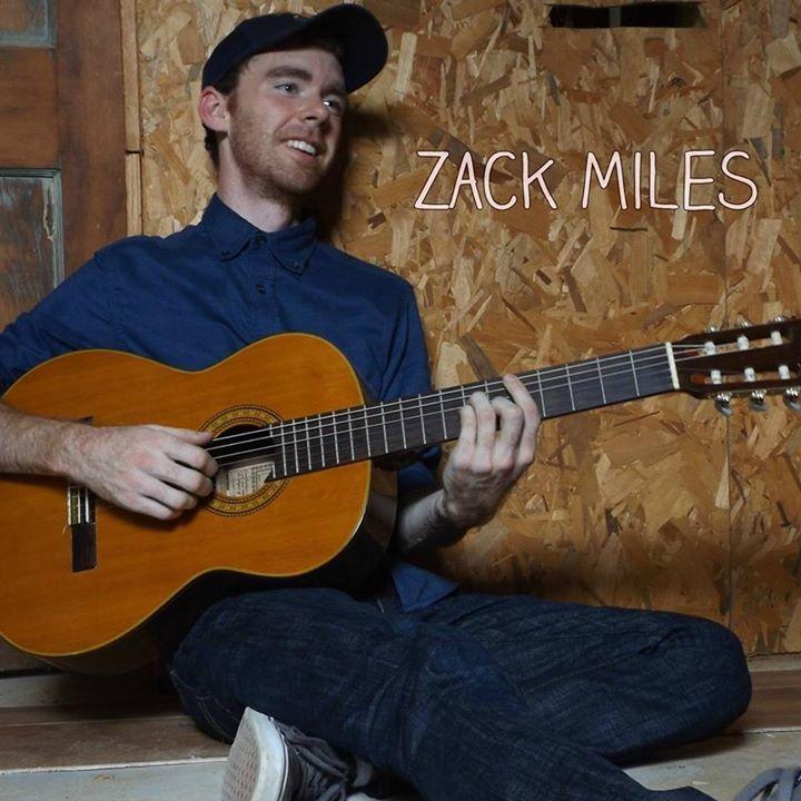 Zack Miles Tour Dates