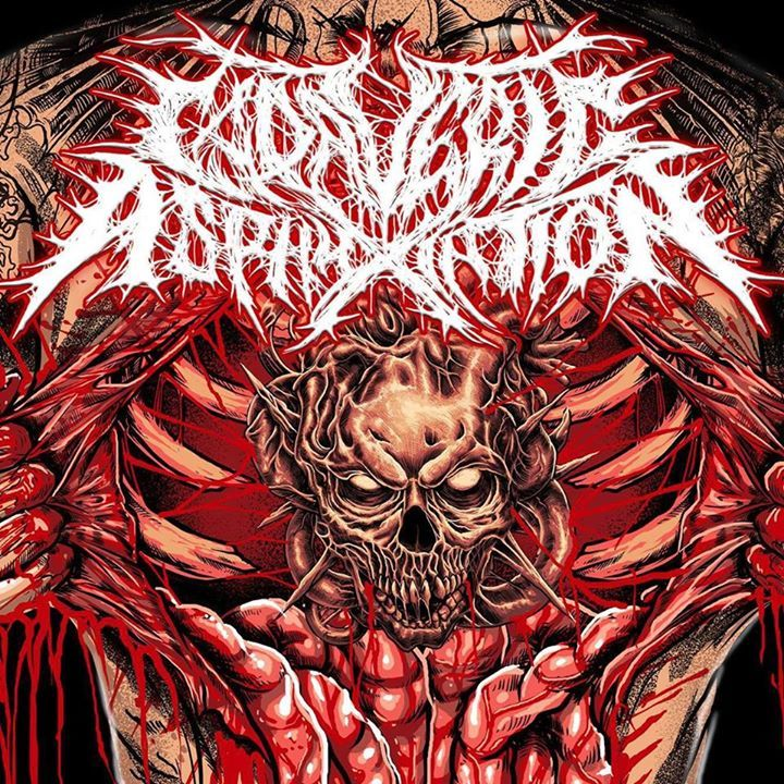 Cadaveric Asphyxiation Tour Dates