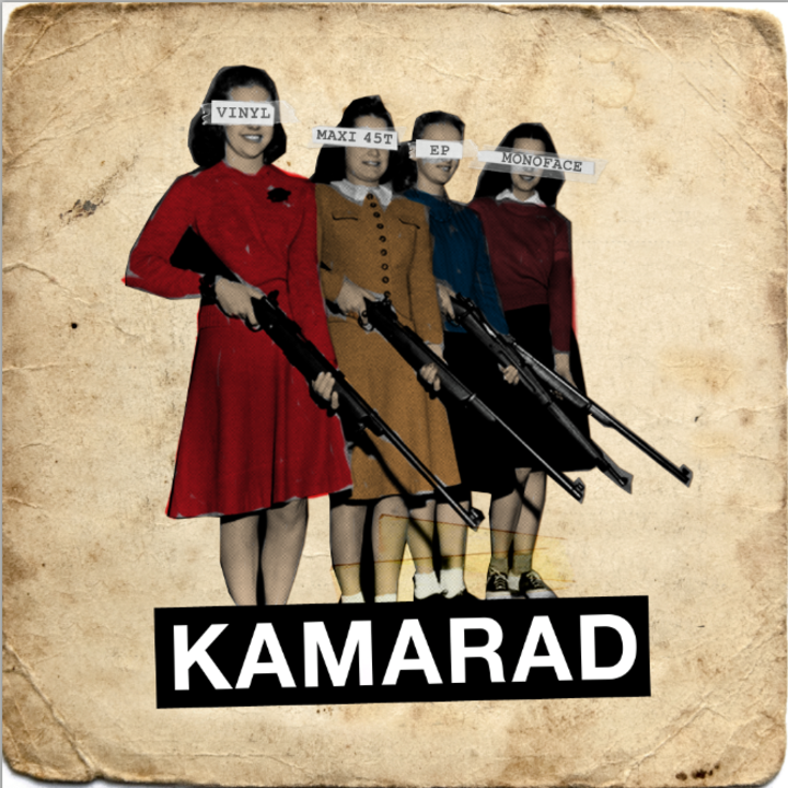 Kamarád Tour Dates