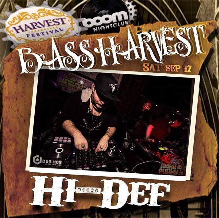 HI-DEF Tour Dates