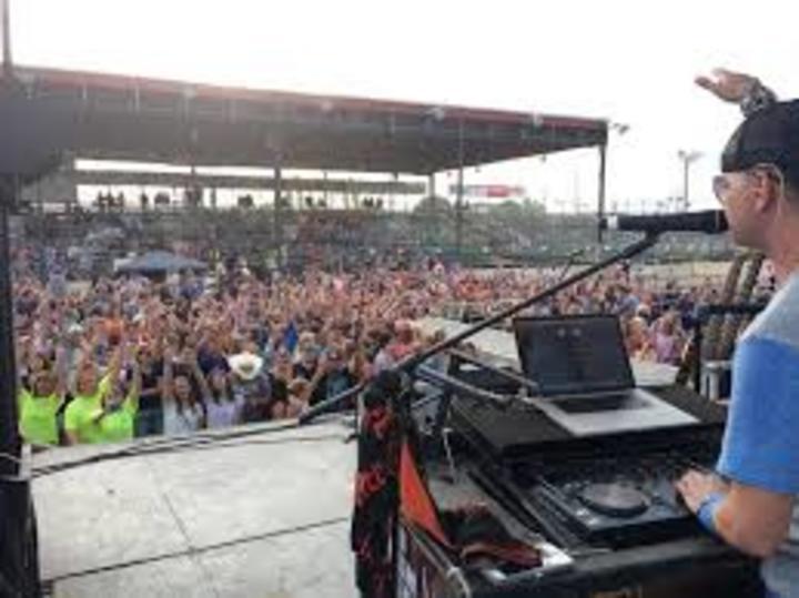 DJ Josh Boggs @ Daytona Speedway  - Daytona Beach, FL