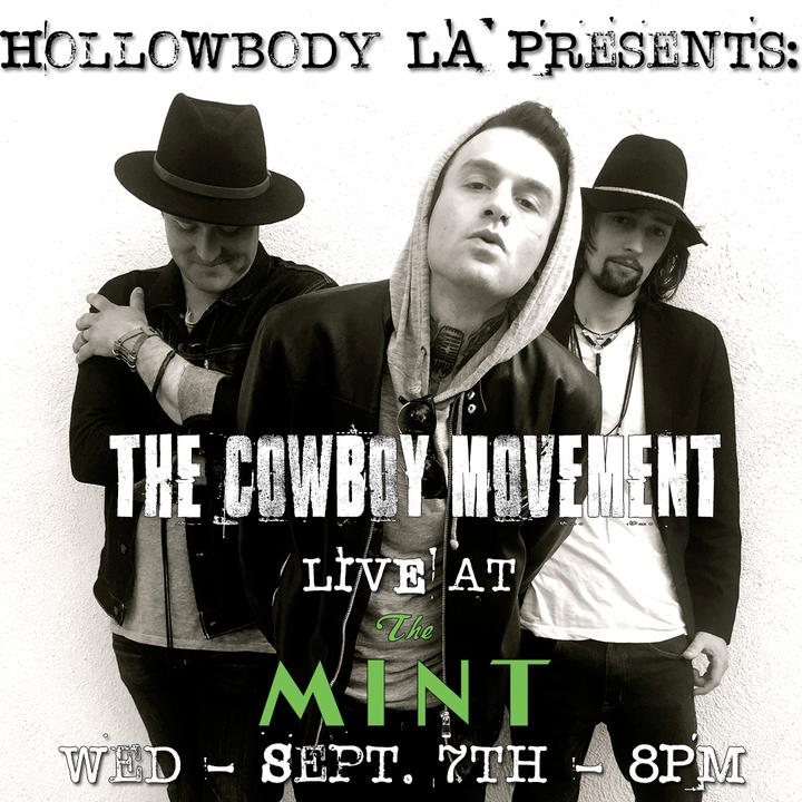 The Cowboy Movement Tour Dates