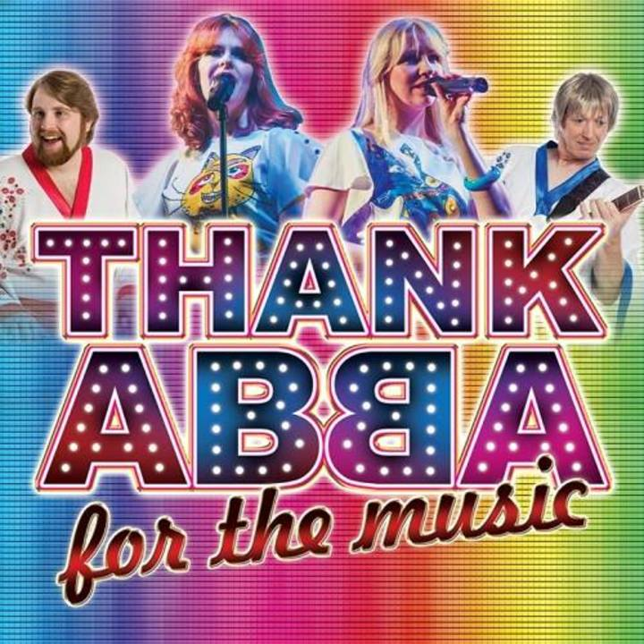 Thank abba for the music @ Harpenden Public Halls - Herts, United Kingdom
