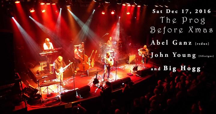 Abel Ganz @ Drygate - Glasgow, United Kingdom