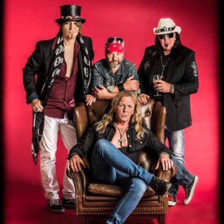 Pretty Maids @ Dynamo - Zurich, Switzerland