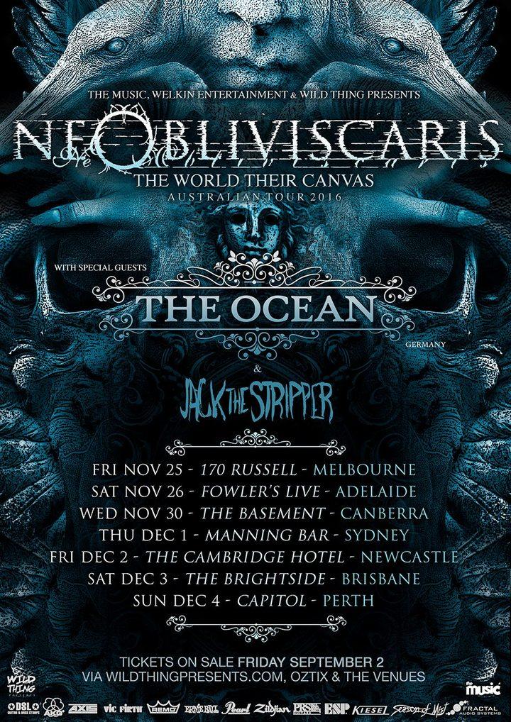 The Ocean @ The Cambridge Hotel - Newcastle, Australia