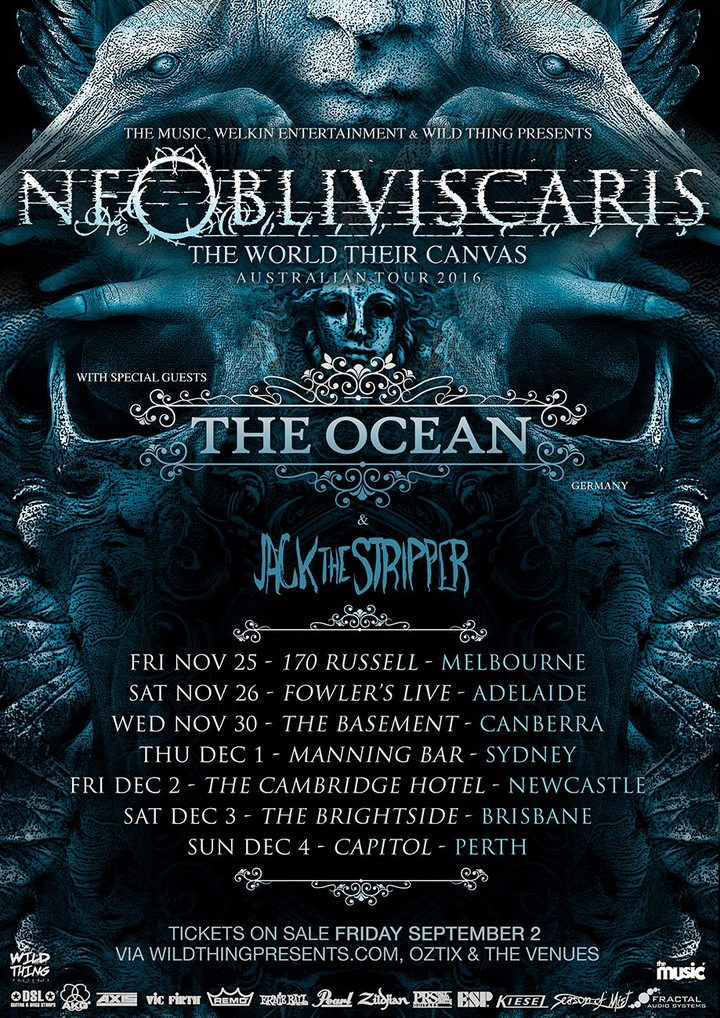 The Ocean @ The Brightside - Brisbane, Australia