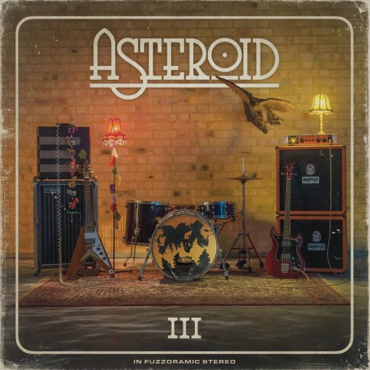 Asteroid Tour Dates