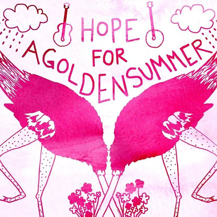Hope for Agoldensummer Tour Dates