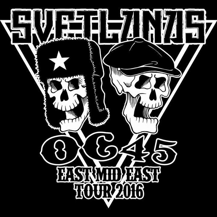 OC45 Tour Dates