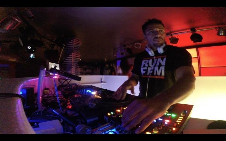 DJ Menelik @ Hip Hop Night at Remembar - Zeilsheim, Germany