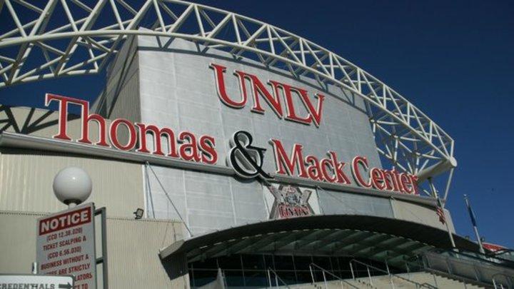 Adam Fears @ Thomas & Mack Center - Las Vegas, NV