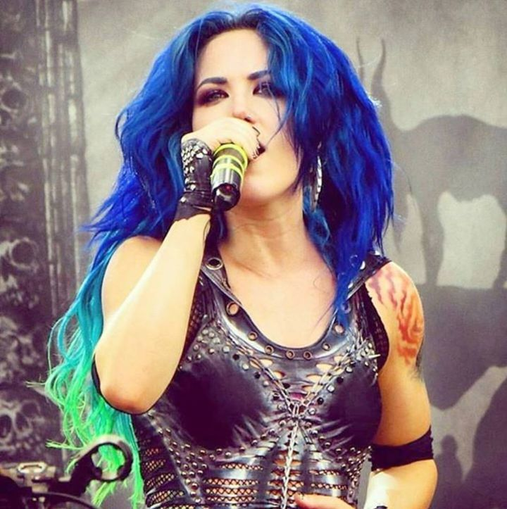 I Love Alissa White-Gluz Tour Dates