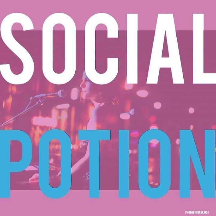 Social Potion Tour Dates