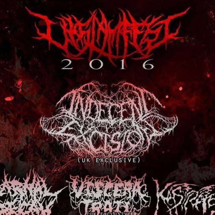 Indecent Excision Tour Dates