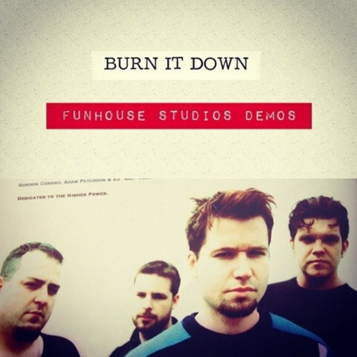 Burn It Down Tour Dates