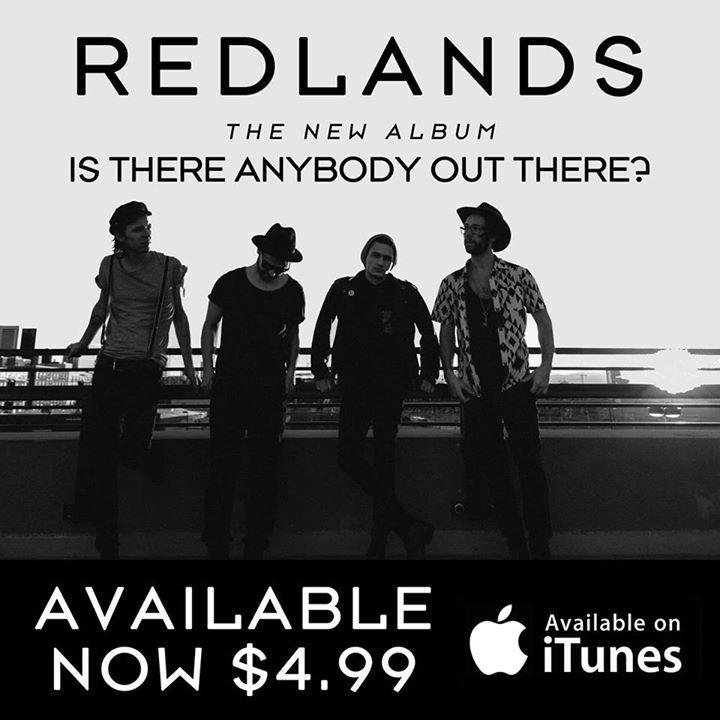 Redlands Tour Dates