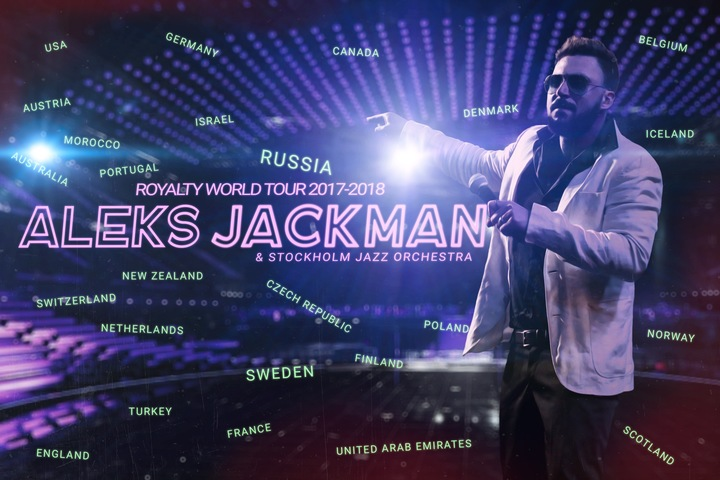 Aleks Jackman Tour Dates