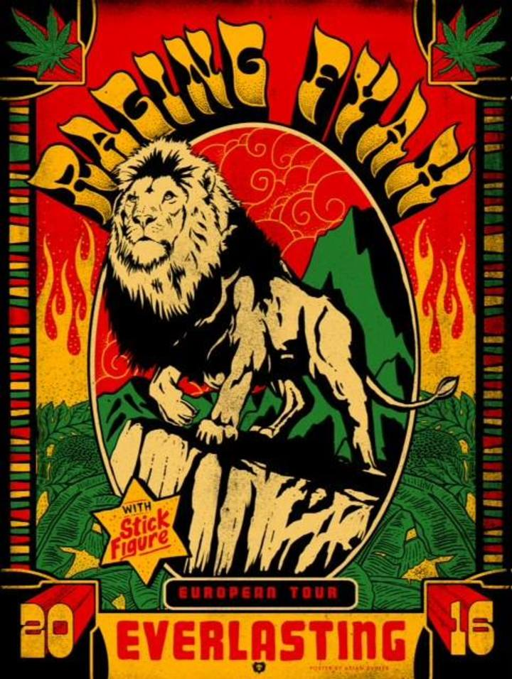 Raging Fyah Tour Dates