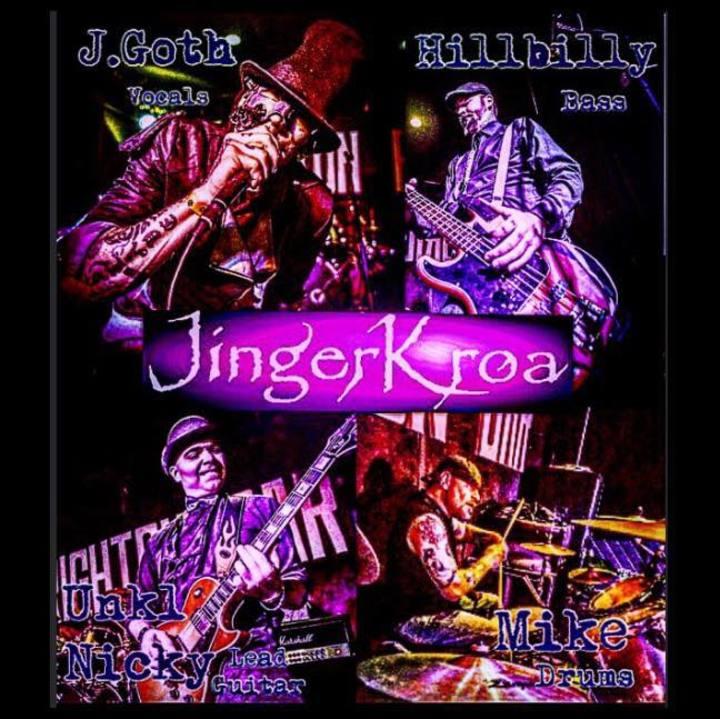 JingerKroa Tour Dates
